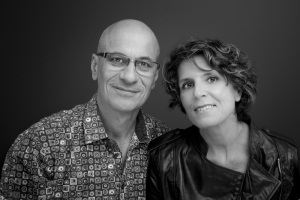 Marie-Anne et Thierry Camail